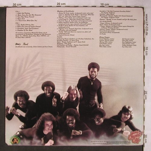 Blacksmoke: Same, co, Chocolate City(CCLP-2001), US, 1976 - LP - X5082 - 9,00 Euro