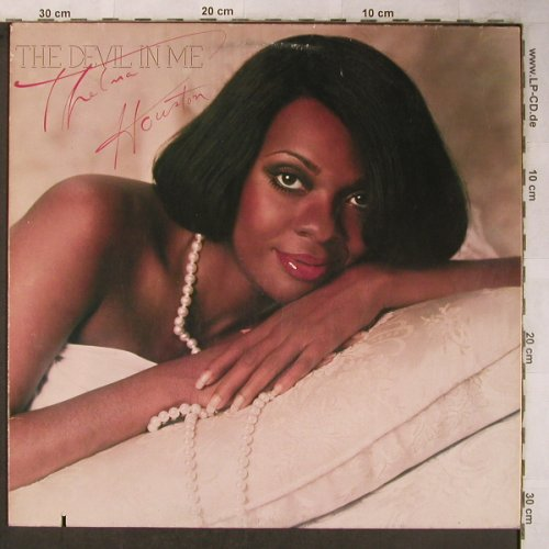 Houston,Thelma: The Devil In Me, Motown(064-60 140), D, co, 1977 - LP - X5453 - 5,00 Euro