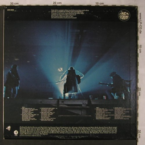 Havens,Richie: Alarm Clock, Stormy Forest(SFS 6005), US, co, 1970 - LP - X5674 - 15,00 Euro