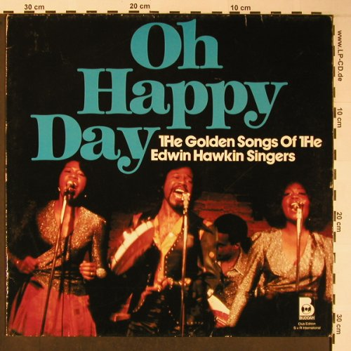 Hawkins Singers,Edwin: Oh Happy Day, Club Edition, m-/vg+, Buddah(38 805 8), D, 1969 - LP - X5976 - 6,00 Euro