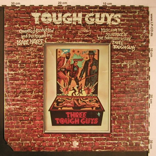 Hayes,Isaac: Tough Guys, Foc, Enterprise(ENS-7504), US, co, 1974 - LP - X6268 - 17,50 Euro