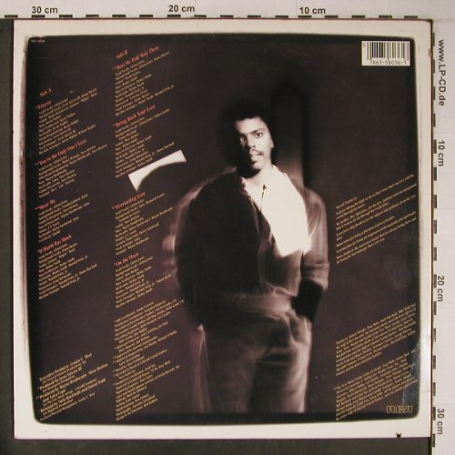 Jones,Glenn: Finesse, RCA(NFL1-8036), US, 1984 - LP - X6383 - 9,00 Euro