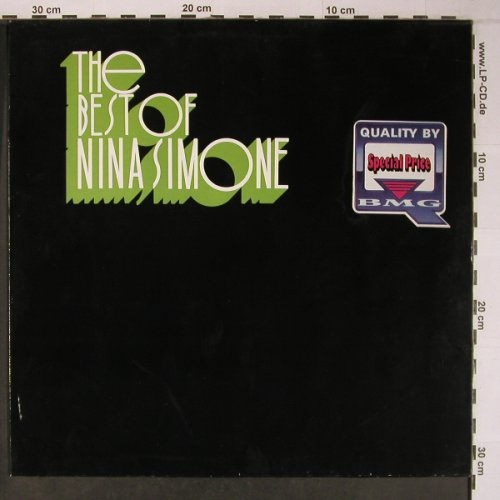 Simone,Nina: The Best Of(70), RCA(NL90376), D, Ri, 1989 - LP - X6439 - 9,00 Euro