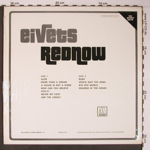 Wonder,Stevie (eivets rednow): Alfie, Motown(5298 ML), US, 1968 - LP - X6463 - 15,00 Euro