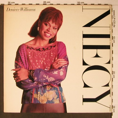 Williams,Denice: Niecy, CBS(85602), NL, 1982 - LP - X6608 - 15,00 Euro