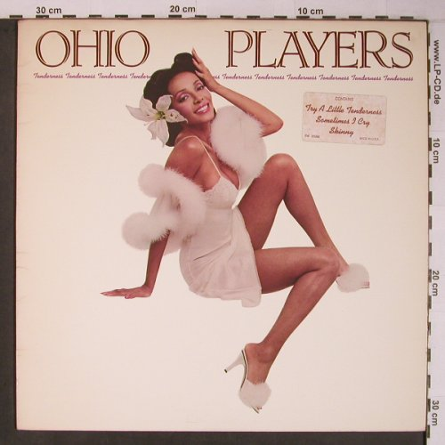 Ohio Players: Tenderness, PromoStoc, Boardwalk(FW 37090), D, 1981 - LP - X6624 - 17,50 Euro