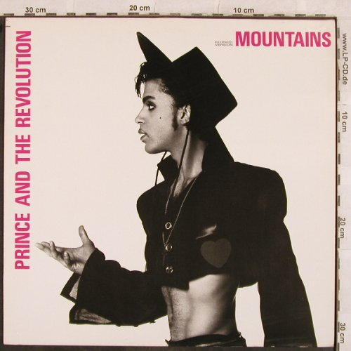 Prince & Revolution: Mountains(Ext.ver./Alexa de Paris, Paisley Park(920 465-0), D, co, 1986 - 12inch - X78 - 4,00 Euro