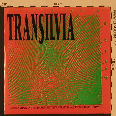 Transilvia: Screaming In The Basement...,3 Tr., Well Primed Records(WPS-AE), US, 1991 - EP - S7541 - 4,00 Euro
