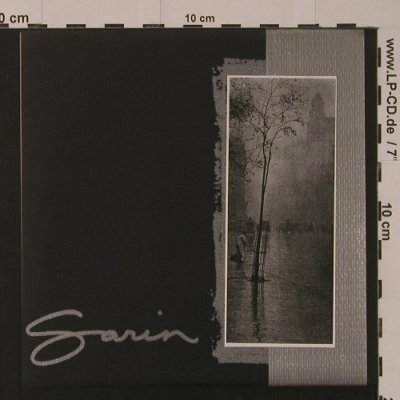 Sarin: Same, 3 Tr., Immigrant Sun Records(), US, 1996 - EP - S7548 - 4,00 Euro