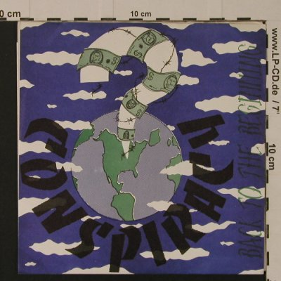 Conspiracy: Back To The Beginning, 5 Tr., Stiff Pole Records(S.P.R.003), US, 1992 - EP - S7558 - 4,00 Euro