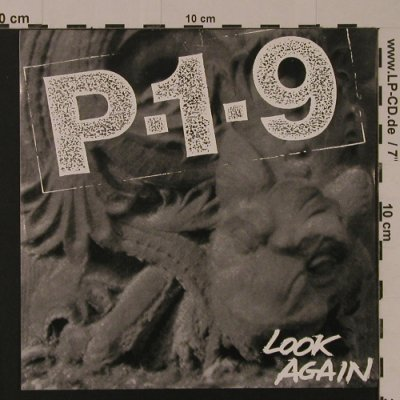 P-1-9: Look Again, 6 Tr., Ice Records(), US, 1991 - EP - S7566 - 4,00 Euro