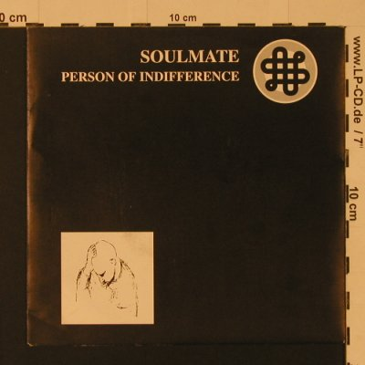 Soulmate: Person Of Indifference, 4 Tr., Scout Records(16061972), D, 1993 - EP - S7572 - 4,00 Euro