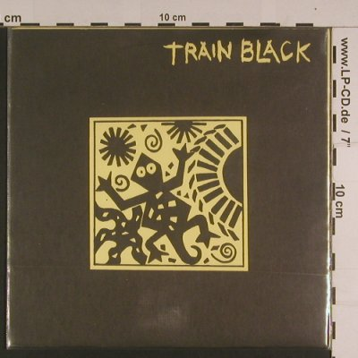 Train Black: Beginning to understand,red Vinyl, Worry Bird Disc(#7), US, 1991 - 7inch - S7737 - 4,00 Euro