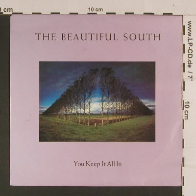 Beautiful South: You keep it all in, London(874 968 7), D, 1989 - 7inch - S8022 - 3,00 Euro