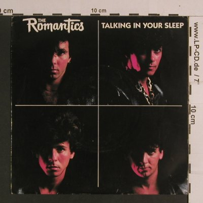 Romantics,The: Talking In Your Sleep / Rock You Up, Epic/Nemperor(A 3861), NL, 1983 - 7inch - S8201 - 2,50 Euro