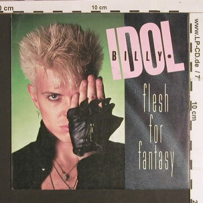 Idol,Billy: Flesh For Fantasy / Blue Highway, Chrysalis(106 824-100), D, 1984 - 7inch - S8703 - 3,00 Euro