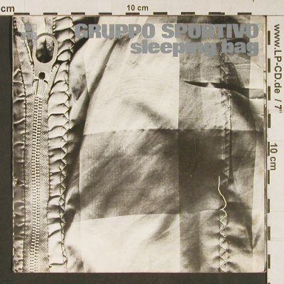 Gruppo Sportivo: Sleeping Bag/I Don't Love You, Ariola(100645), D, 1979 - 7inch - S9123 - 2,50 Euro