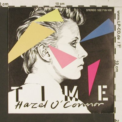 O'Connor,Hazel: Time / Ain't It Funny, Albion(102 716-100), D, 1980 - 7inch - S9245 - 2,50 Euro