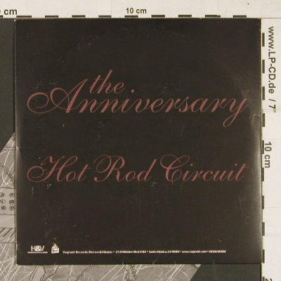 Anniversary: To never die young: Hot rod Circuit:This one's f. Randy, H&V(VR350/HV008), US,  - 7inch - S9294 - 5,00 Euro