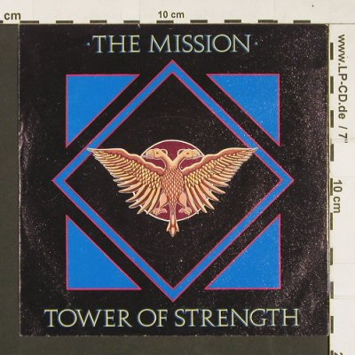 Mission: Tower Of Strength/Fabienne+1, Phonogram(870 089-7), D, 1988 - EP - S9392 - 3,00 Euro