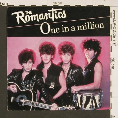 Romantics,The: One In A Million, Epic(4258), NL, 1983 - 7inch - S9465 - 1,50 Euro