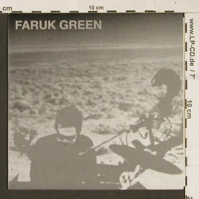 Faruk Green: Faruk Green Airlines ( like new), Copasetik(COPA 032), UK, 2002 - 7inch - S9903 - 5,00 Euro