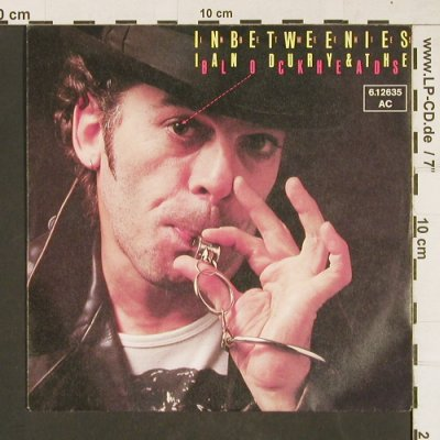 Dury & Blockheads,Ian: Inbetweenies/Waiting for your taxi, Stiff(6.12635), D, 1979 - 7inch - T108 - 4,00 Euro