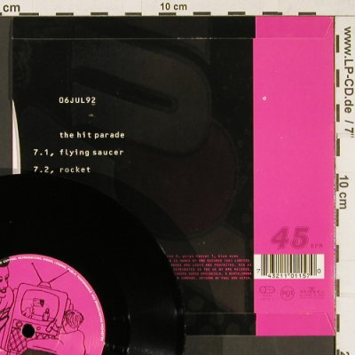 Wedding Present: Flying Saucer, BMG(101 115-7), UK, 1992 - 7inch - T130 - 3,00 Euro
