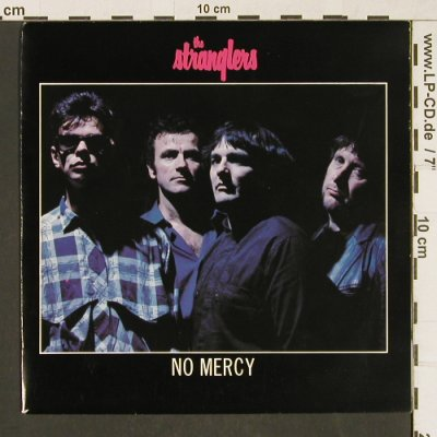 Stranglers: No Mercy / In one door, Epic(4921), NL, 1984 - 7inch - T134 - 3,00 Euro