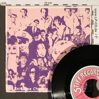 Wreckless Eric: A Popsong / Reconnez Cherie, Stiff (BUY 64)(6.12729 AC), D, 1980 - 7inch - T13 - 4,00 Euro