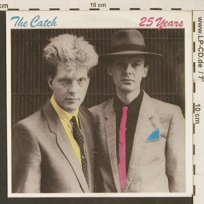 Catch,The: 25 Years / Voices, Metronome(815 566-7 ME), D, 1983 - 7inch - T147 - 1,50 Euro