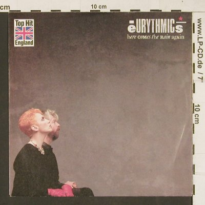Eurythmics: Here Comes The Rain Again, RCA(PB 68141), D, 1983 - 7inch - T148 - 2,50 Euro