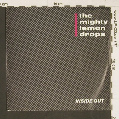 Mighty Lemon Drops,The: Inside Out / Shine, Chrysalis(109 695), D, 1988 - 7inch - T156 - 2,00 Euro