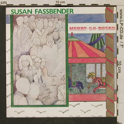Fassbender,Susan: Merry-Go-Round / Reasons, Criminal Record(INT 112.705), D, 1981 - 7inch - T1715 - 4,00 Euro