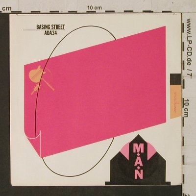 Lowe,Nick: Cracking Up / Basing Street,+Facts, Rivera Global(RAD 17 391), D, 1979 - 7inch - T1759 - 4,00 Euro