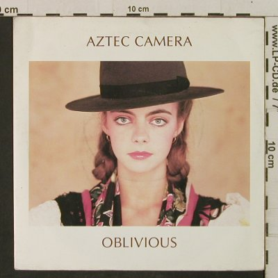 Aztec Camera: Oblivious / Orchid Girl, RoughTrade(RT 122), UK, 1982 - 7inch - T2319 - 2,50 Euro
