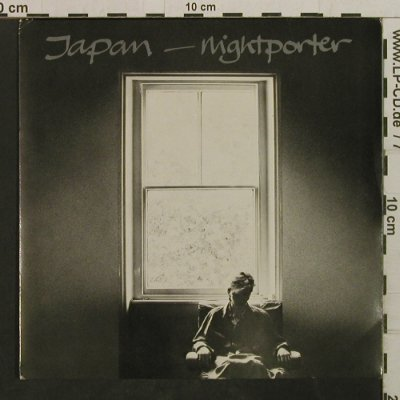 Japan: Nightporter / Ain't That Peculiar, Virgin(V5554), UK, 1982 - 7inch - T2402 - 4,00 Euro