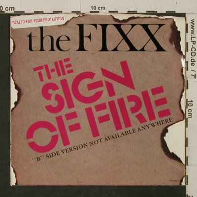 Fixx: Sign Of Fire / One Thing Leads To.., MCA(MCA-52316), US, 1983 - 7inch - T2476 - 3,00 Euro