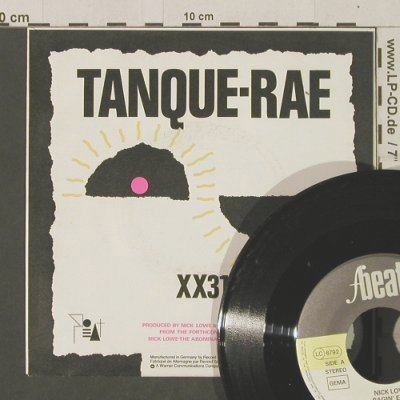 Lowe,Nick: Ragin' Eyes / Tanque-Rae, fBeat(24-9827-7), D, 1983 - 7inch - T2507 - 3,00 Euro