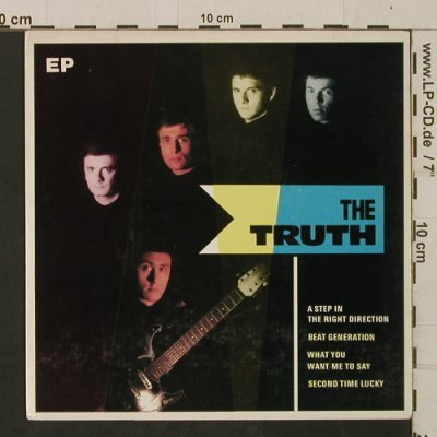 Truth: A Step In The Right Direction + 3, WEA(TRUTH 2 E), UK, 1983 - EP - T2518 - 5,00 Euro
