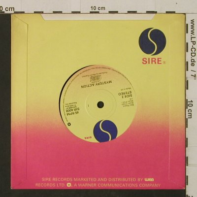 Rezillos: Destination Venus / Mystery Action, Sire(SIR 4008), UK, FLC, 1978 - 7inch - T2520 - 7,50 Euro