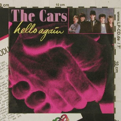 Cars: Hello Again/Dub Version + Facts, Elektra(969 681-7), D, 1984 - 7inch - T2691 - 3,00 Euro