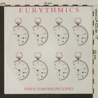 Eurythmics: When Tomorrow Comes /Take Your Pain, RCA(PB 40763), D, 1986 - 7inch - T3418 - 3,00 Euro