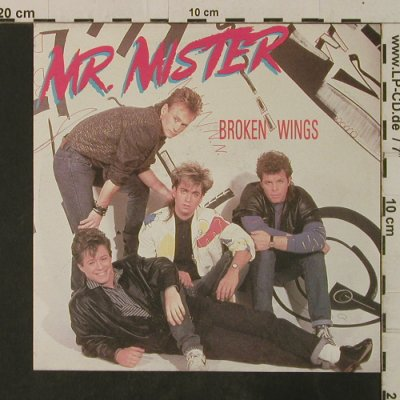Mr.Mister: Broken Wings / Uniform Of Youth, RCA(PB 49945), D, 1985 - 7inch - T3592 - 2,00 Euro