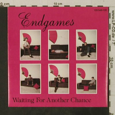 Endgames: Waiting For Another Chance/Universe, Virgin(105 549-100), D, 1983 - 7inch - T3712 - 1,50 Euro