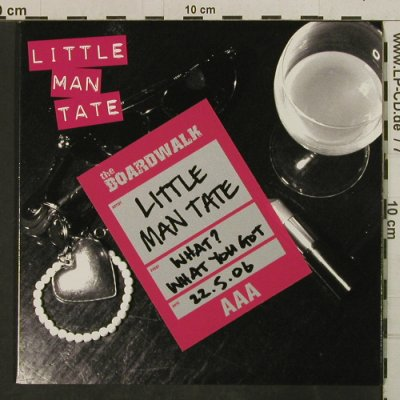 Little Man Tate: What?What you got+1,yellow Vinyl, Yellow Van(WR5040557), EC, 2006 - 7inch - T3769 - 6,00 Euro