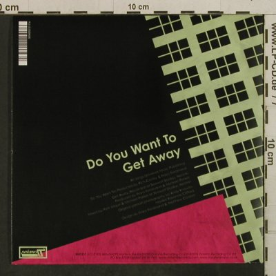 Franz Ferdinand: Do you want to/Get Away, Domino(RUG211), EU, 2005 - 7inch - T3788 - 4,00 Euro