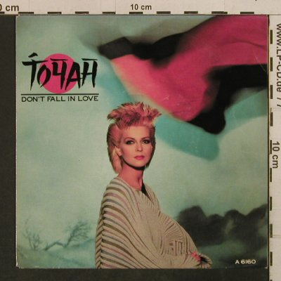 Toyah: Don't fall in Love, Portrait(A 6160), D, 1985 - 7inch - T3810 - 4,00 Euro
