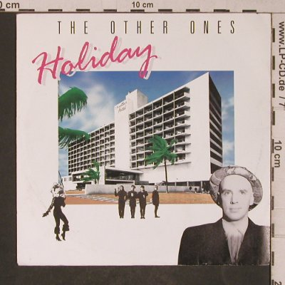 Other Ones: Holiday / Another Holiday, Virgin(109 180), D, 1987 - 7inch - T5272 - 2,50 Euro