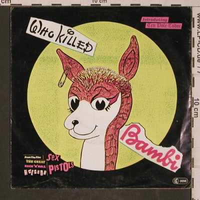 Sex Pistols: Silly Thing / Who killed Bambi, Virgin(100 504-100), D, 1979 - 7inch - T5301 - 20,00 Euro